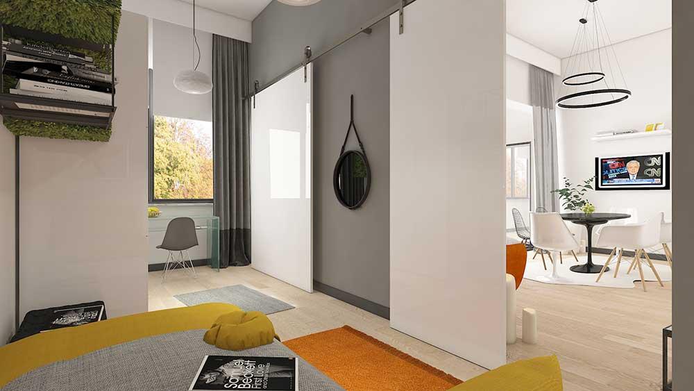 3-Zimmerwohnung in Berlin