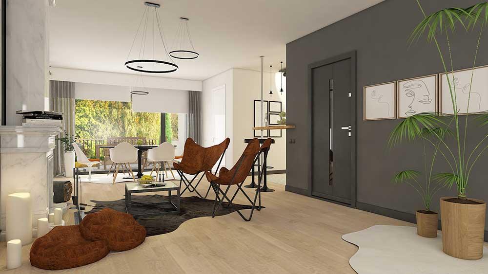 living-steglitz-wohnung-kaufen-berlin, 4-Zimmerwohnung in Berlin